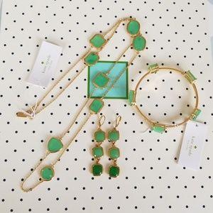 kate spade Vegas Jewels 3 piece set
